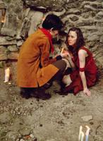 Merlin and Freya by Ta-moe