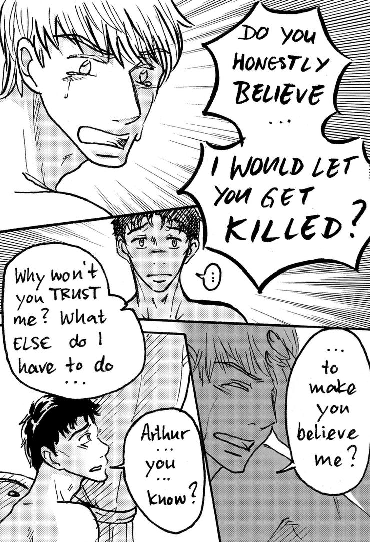 Merlin Doujinshi - page 90 (24th dec) by Ta-moe