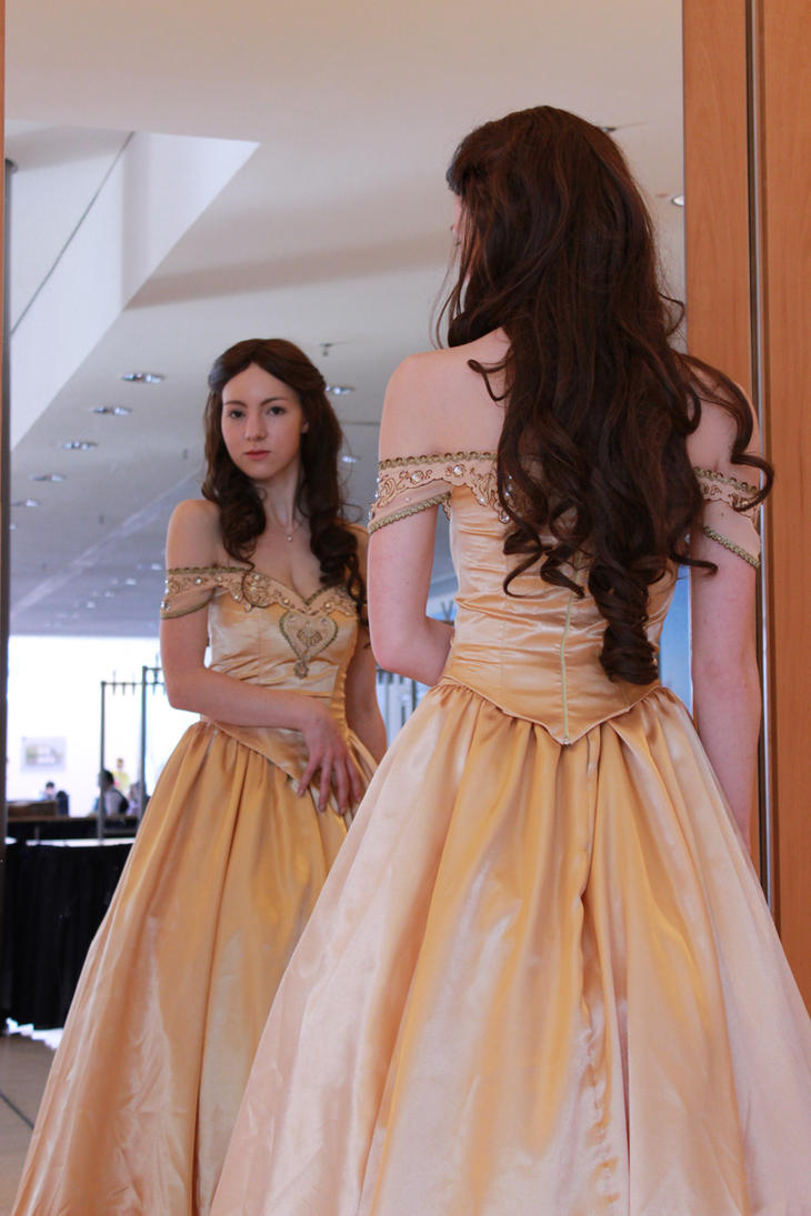 Belle (Once Upon A Time) by Ta-moe on DeviantArt