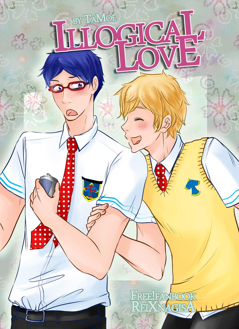 Reigisa - Fanbook - Cover by Ta-moe