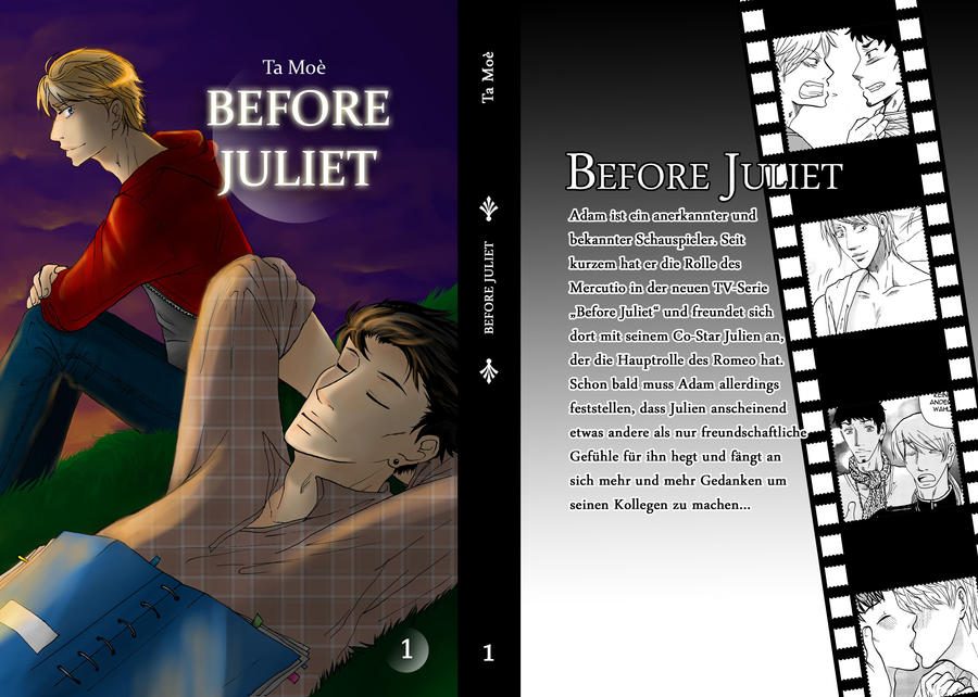 Before Juliet Cover - Finale by Ta-moe