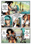 Lessons From My Father-Comic page by Ameban