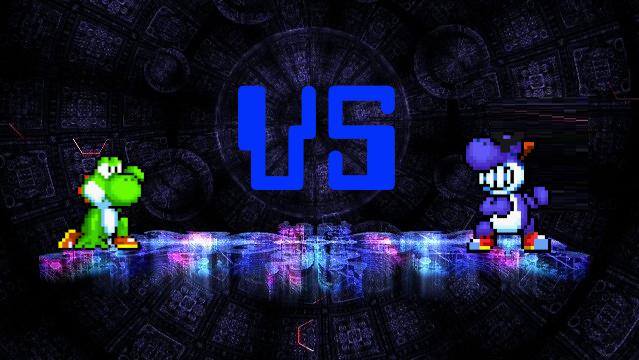 Yoshi vs  Boshi by babyluigi957Yoshi Vs Boshi