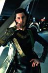 AVENGERS: Loki Laufeyson