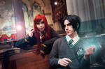 Lily and Severus: The two of us