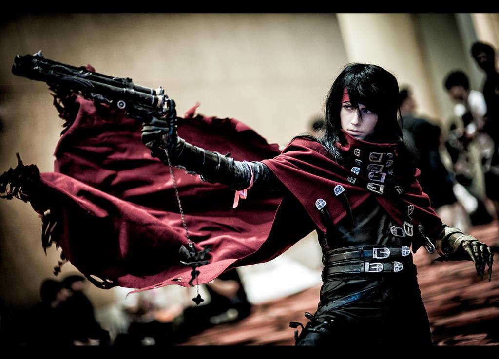 Final Fantasy Vll - The Gunslinger by darcywilliam