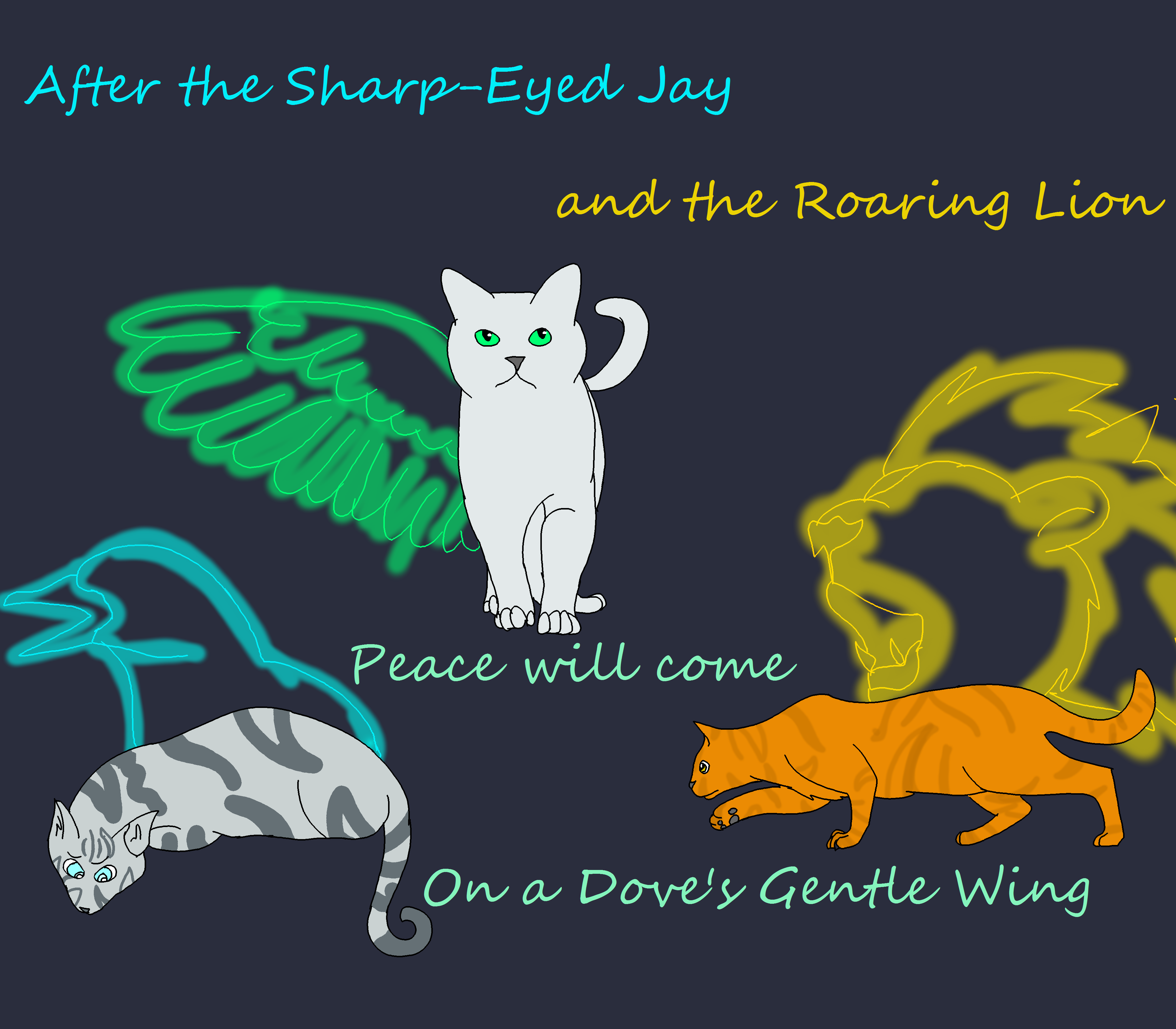 Warriors Come Out And Play Download: After The Sharp Eyed Jay And The Roaring Lion... By
