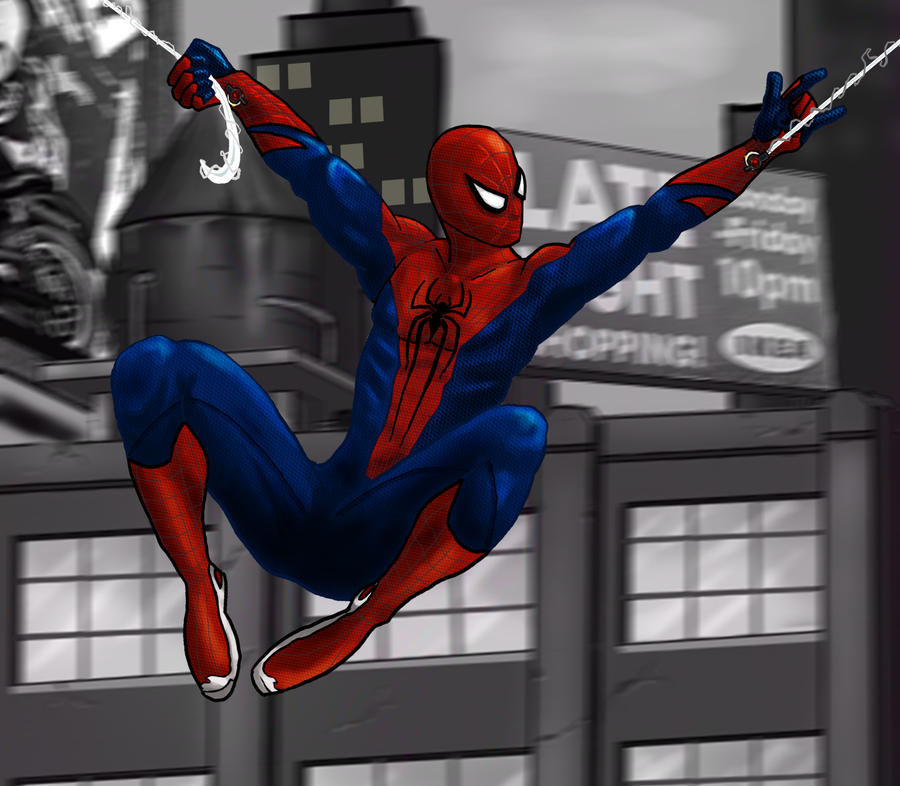 The Amazing Spider-Man by Applebybrothers
