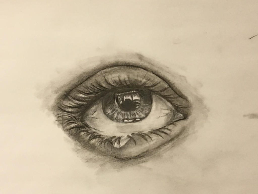 Realistic eye  by Ktoran