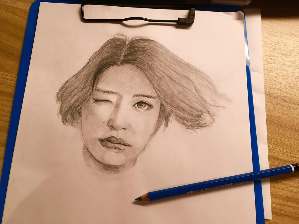 Japanese girl by Ktoran