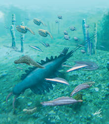 Chengjiang Biota - the dawn of the vertebrates by Gogosardina