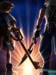 Kingdom Hearts 3d DDD