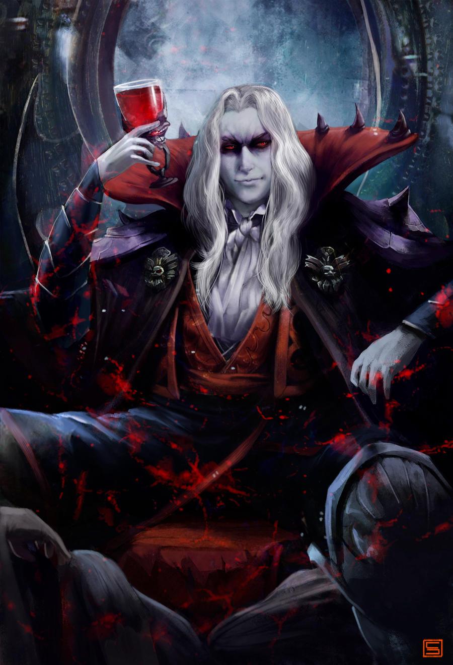 Hymn to Utumno Dracula_castlevania_by_lo0bo0-d98dsud