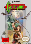 Draw Or Die Ascension 24 NES Castlevania cover A