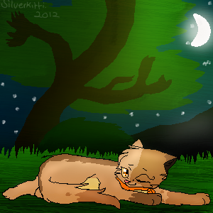 .: In the Moonlight :. by SilverKitti