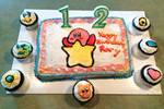 ~Kirby Themed Birthday Desserts~
