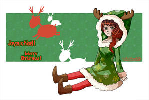 Merry Christmas by Bisc-chan