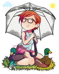 Fall soon by Bisc-chan