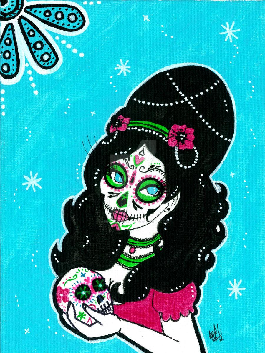 Dia de los Muertos by aprilmdesigns