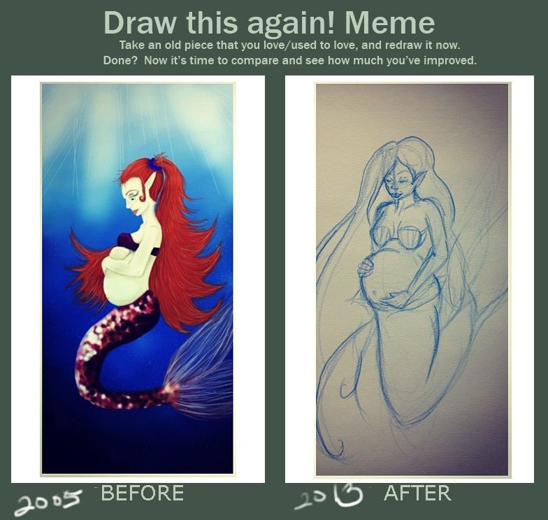 Before and After meme 2 by aprilmdesigns