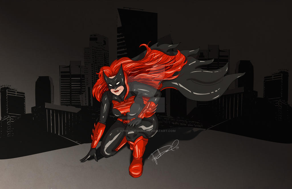 Batwoman by aprilmdesigns
