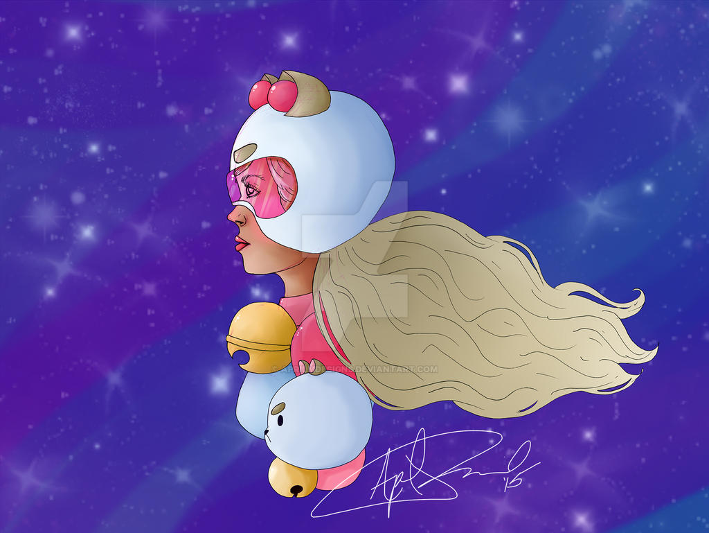 Bee and Puppycat by aprilmdesigns