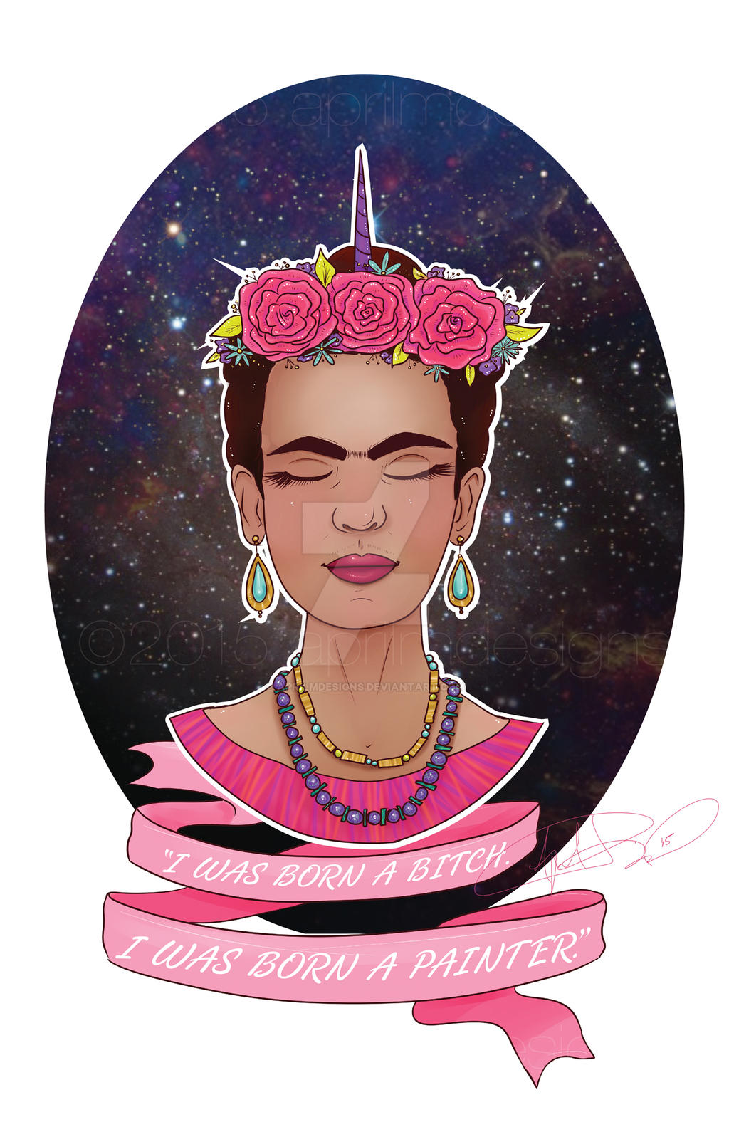 Frida by aprilmdesigns
