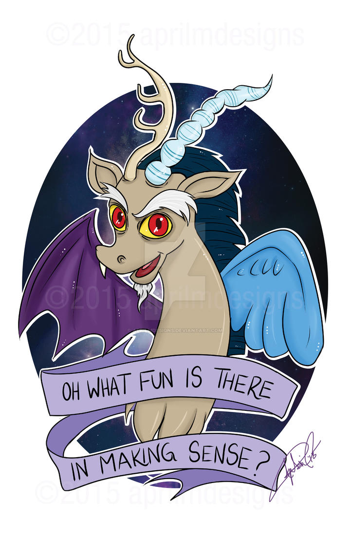 Discord by aprilmdesigns
