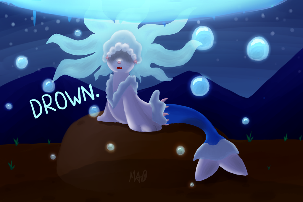 Drown. by AceEletrute