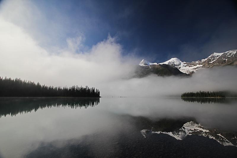 Morning fog by nix0rs