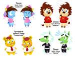 Nicktoon Crossing