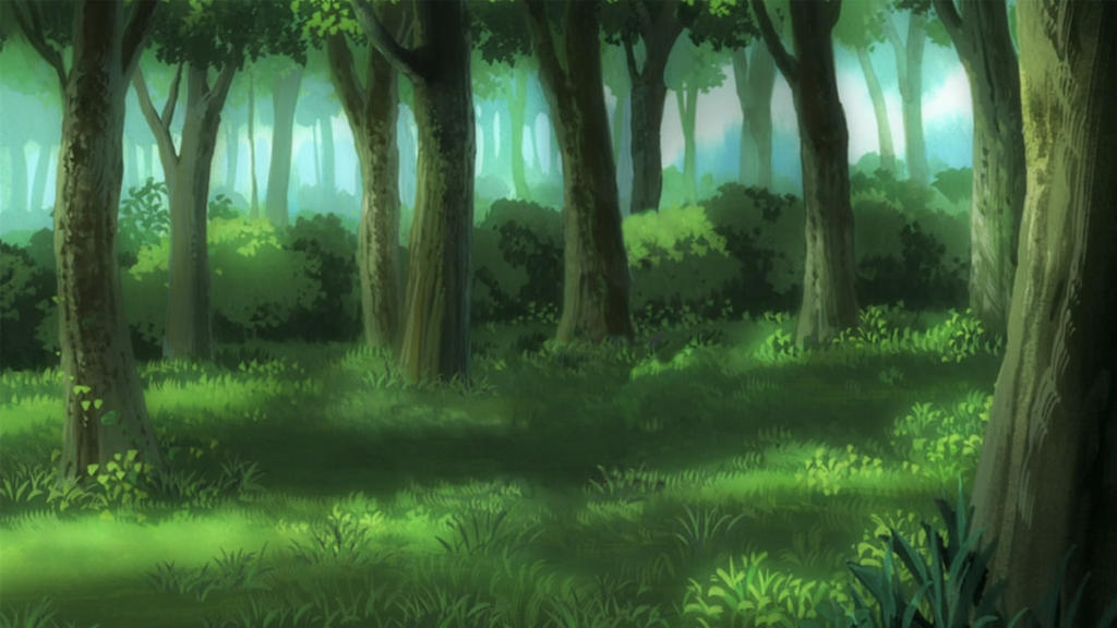 Forest background by chantalwut on deviantart - Anime forest background ...
