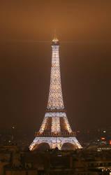 La Tour Eiffel by acidfast