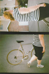 Stripes and Bikes by acidfast