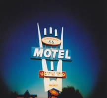 Stagecoach Motel by acidfast