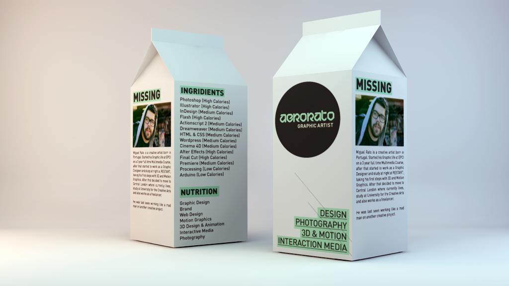 Guerrilla Advertising 2011 CV by Aerorato