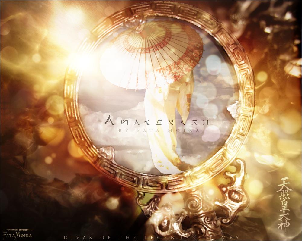 Amaterasu - Divas of the Legendary Times by FataMoira