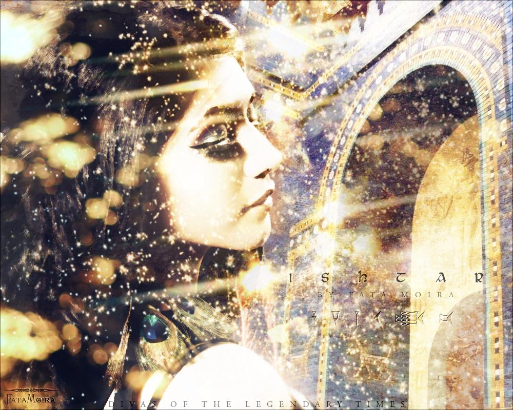 Ishtar - Divas of the Legendary Times by FataMoira