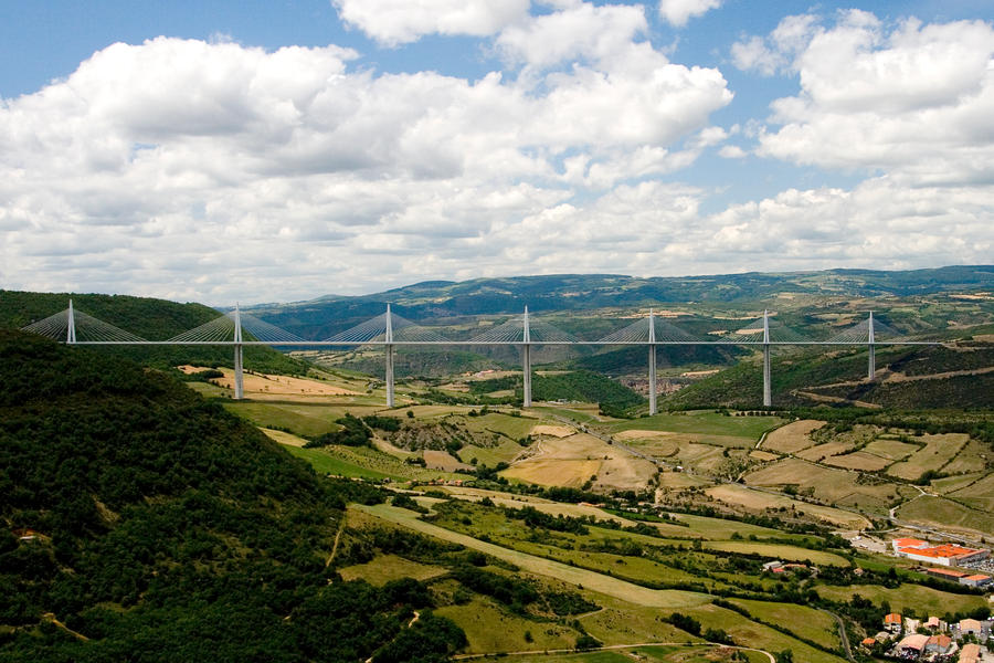 4079 Viaduc de Millau by Latent-Images