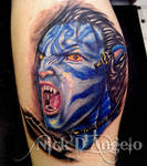 Avatar Tattoo