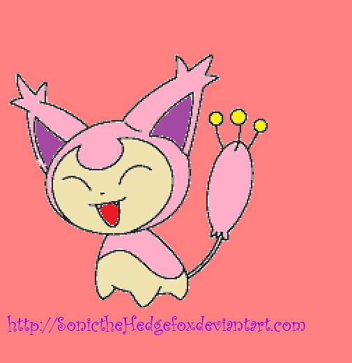 Pokemon skitty by sonicthehedgefox on deviantart - Pokemon skitty ...