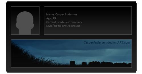 DeviantID by CasperAndersen