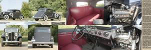 1932 Marmon V16 Victoria Coupe Coachwork by LeBaro