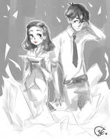 paperman by mangOKappu