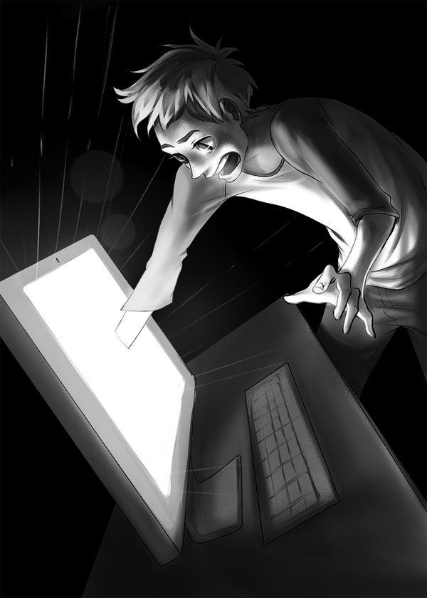 (ORIGINAL) Digital Love by mangOKappu