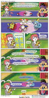 Lunacy Games Comic 19 No harm to the pokeman by Lunacy-Games