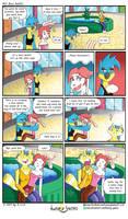 Lunacy Games Comic 21 Boss battle! by Lunacy-Games