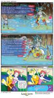 Lunacy Games Comic 22 Boss battle! Spellcaster by Lunacy-Games
