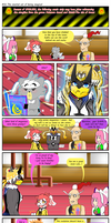 LGComic 56 The martial art of being magical by Lunacy-Games