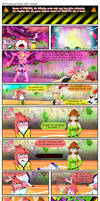 LunacyGameComic 57 Poison-pen letter with~looove~ by Lunacy-Games